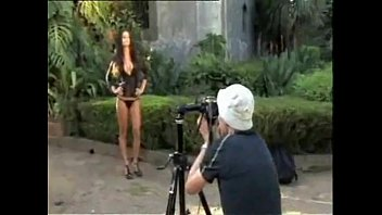 [HOT] Cristina del Basso _ Sexy Calendario BIG TITS...!!! (Backstage. PANOR