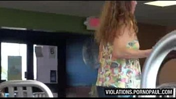 ENF: Girl Gets Her Towel And Clothes Stolen While She's Taking A Shower