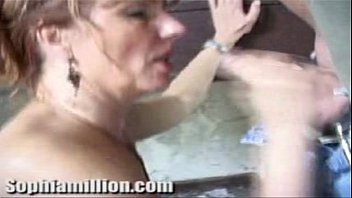 SweetSusi Piss 2 times extreme in the mouth