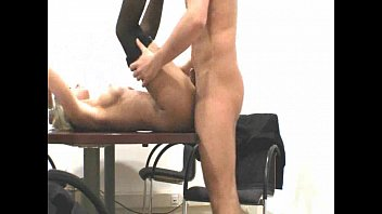 Secretary serves his boss 8